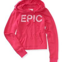 EPIC GRAPHIC POPOVER HOODIE
