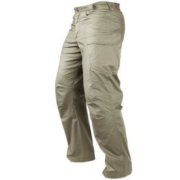 Stealth Operator Ripstop Pants Color- Khaki (30W X 34L)