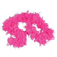Deluxe 100g Hot Pink Fuchsia Feather Boa