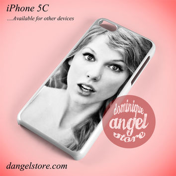 Taylor Swift 2 Phone case for iPhone 5C and another iPhone devices