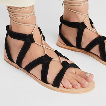 Perth Wrap Sandal