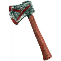 Zombie Hunter Axe Costume Accessory Adult Halloween