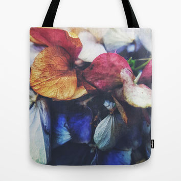 Up Close Tote Bag by DuckyB (Brandi)