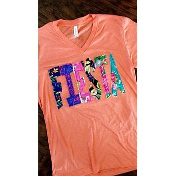 FIESTA Hodge Podge Shirt