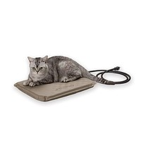 Heated Outdoor Pet Bed