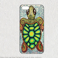 The baby turtles,iphone case iphone 4S case iphone 4 cover iphone 4S case samsung galaxy S3 samsung galaxy S4