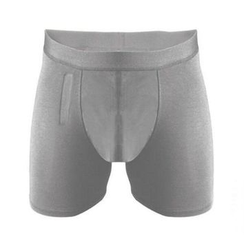 Men's Washable Incontinence Brief with Fly