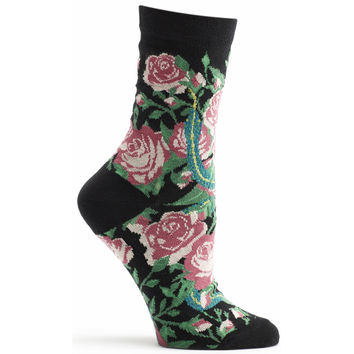 Garden of Eden Sock