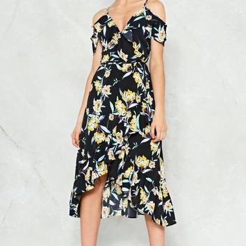 Easy Come Floral Dress
