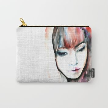 Stranger Carry-All Pouch by PaintedSoul