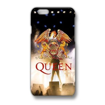 CREYDC0 Queen Classic Rock Band Freddie Mercury Case for Iphone & SAMSUNG