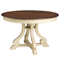 Marchella Dining Table – Antique Ivory