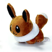 "Pokemon 5.5"" Eevee Plush Doll"