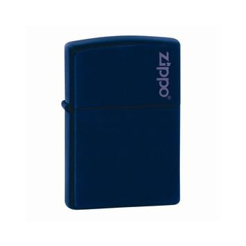 Zippo Navy Pink or White Matte with Zippo Logo Lighter - Engravable Gift Item