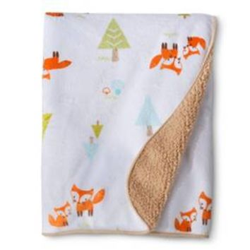 Circo™ Valboa Baby Blanket - Woodland Trails