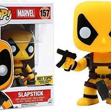 Slapstick Deadpool Funko Pop! Vinyl #157 Hot Topic Exclusive