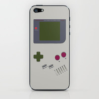 Portable Entertainment System iPhone & iPod Skin by Shipwreck Moon Designs