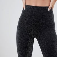 Rokoko shimmer legging shorts two-piece at asos.com