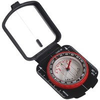 Stansport Multifunction Compass With Mirrored Cover