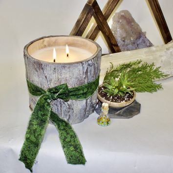 Giving Tree Candle
