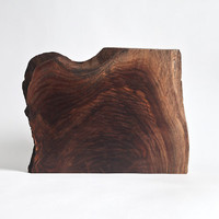 Rough Edge Serving Board  Wood Platter Tray by Hindsvik on Etsy