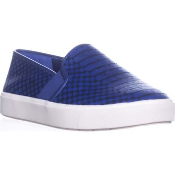 VINCE Blair5 Perforated Slip On Sneakers, Capri, 6 US / 36 EU