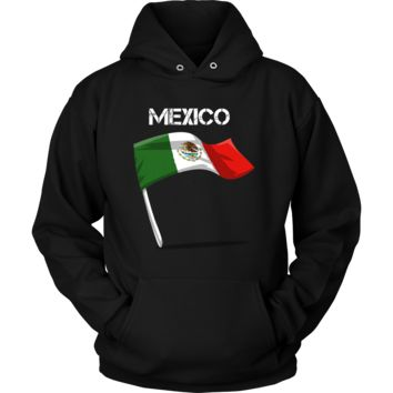 Mexico Hoodie State Flag Graphic Country Hoodie