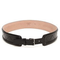 AZZEDINE ALAÏA | Tubular Leather Waist Belt | Browns fashion & designer clothes & clothing