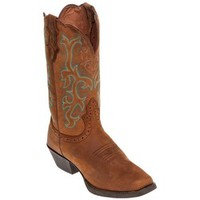 Academy - Justin Women's Stampede Sorrel Apache Western Boots
