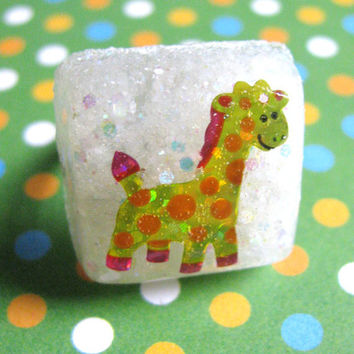 Happy Giraffe by Stargazer02 on Etsy