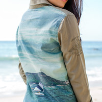 Billabong - New Deal Shirt Jacket / Grass Roots