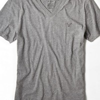 AEO 's Legend V-neck T-shirt (Gravel)