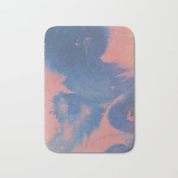 Don't give Yourself away Bath Mat by DuckyB