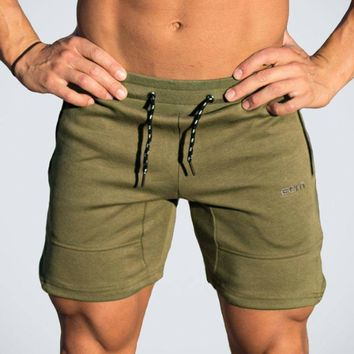 Mens Golds Fitness Shorts Mens Professional Bodybuilding Short Pants Gasp Big Size