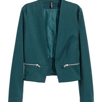 Jersey Jacket - from H&M