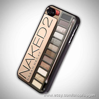 Naked 2 Mac Make Up Cosmetics iPhone 5 Case iPhone 4 /4S by sipgan