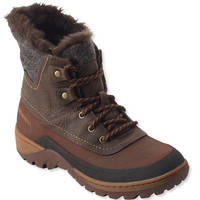Womens Merrell Sylva Lace-Up Waterproof Boots | Free Shipping at L.L.Bean