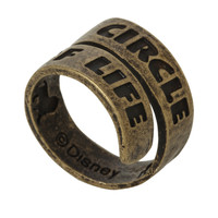 Disney The Lion King Circle Of Life Ring