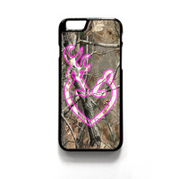 Love Browning Deer Camo For Iphone 4/4S Iphone 5/5S/5C Iphone 6/6S/6S Plus/6 Plus Phone case ZG