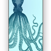 octopus for iPhone 4/4S Case **