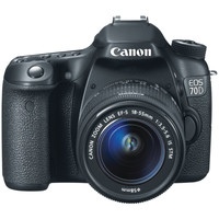 Canon 20.2 Megapixel Eos 70d Digital Slr Camera (body Only)
