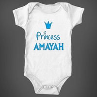 Frozen Princess Amayah Baby Girl Name