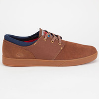 Emerica The Figueroa Mens Shoes Brown  In Sizes