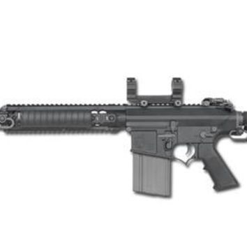 ARES SR25 CARBINE AIRSOFT RIFLE, BLACK
