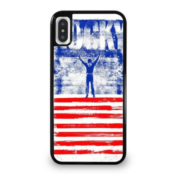 ROCKY BALBOA COOL iPhone 5/5S/SE 5C 6/6S 7 8 Plus X/XS Max XR Case Cover