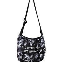 American Horror Story All Monsters Are Human Hobo Bag