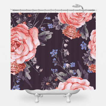 Edna Shower Curtain