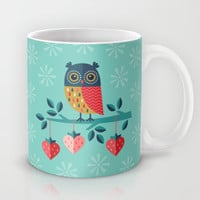 OWL ALWAYS LOVE YOU Mug by Daisy Beatrice