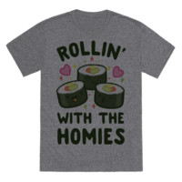 Rollin' With My Homies T-Shirt