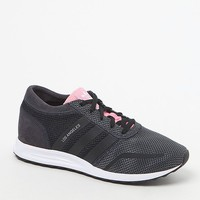 Black Los Angeles Running Sneakers - Womens Shoes - Black